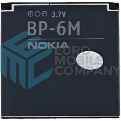 Nokia BP-6M Replacement Battery