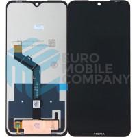 Nokia 6.2 / 7.2 Display + Touchscreen Complete - Black