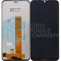 Nokia 2.2 LCD + Digitizer Complete - Black