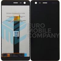 Nokia 2 Display + Digitizer Complete - Black