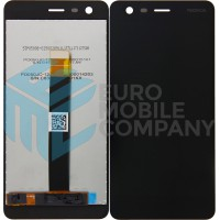Nokia 2 LCD + Digitizer Complete - Black