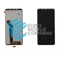 Nokia 3.1 Plus LCD + Digitizer Complete - Black