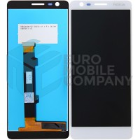 Nokia 3.1 (2018) Display+Digitizer - White