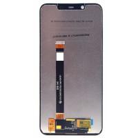 Nokia 7.1 Plus Display incl. Touchscreen - Black