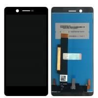 Nokia 7 (TA-1041) LCD+Touchscreen - Black