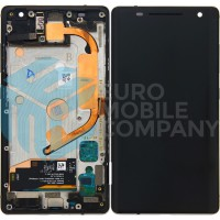 Nokia 8 Sirocco 2018 OEM Display Complete With Frame - Black