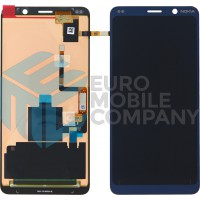 Nokia 9 PureView OEM Display + Digitizer Complete - Midnight Blue