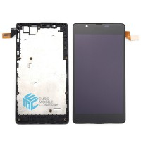 Nokia Lumia 540 LCD Complete - Black