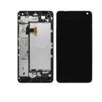 Nokia Lumia 650 Digitizer and Display - Black
