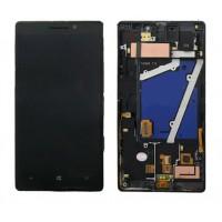 Nokia Lumia 930 LCD+Touchscreen+Frame - Silver