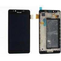 Nokia Lumia 950 LCD Complete - Black
