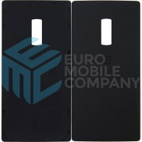 Replacement Battery Cover for One Plus Two - Black