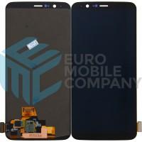 OnePlus 5T Display + Touchscreen OEM - Black
