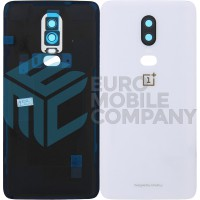 Oneplus 6 Battery Cover - Silk White