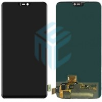Oneplus 6 LCD+Touchscreen OEM - Black