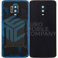 OnePlus 6T Battery Cover - Midnight Black