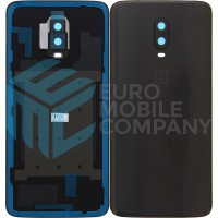 Oneplus 6T Battery Cover - Mirror Black