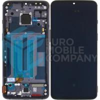 OnePlus 7 (GM1901) Display + Touchscreen + Frame OEM - Mirror Grey