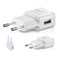 EMC Travel Adapter Fast 2.0 AMP - White