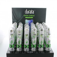 Durata Counter Series Cable 30Pcs - Lightning (DR-28)