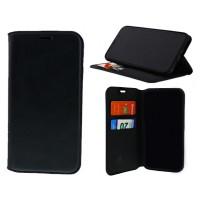Bookcase For Samsung Galaxy M40 (SM-M405F) - Black
