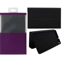 Samsung Galaxy Tab S6 10.5 T860/T865 (2019) Book Cover Case - Black