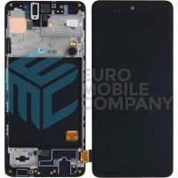 Samsung Galaxy A51 SM-A515F (GH82-21669A) LCD Display - Black