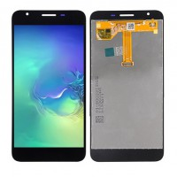 Samsung Galaxy A2 Core  SM-A260F LCD + Digitizer Complete Oled Quality - Black