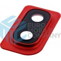 Samsung Galaxy A10 (SM-A105F) Camera Lens - Red