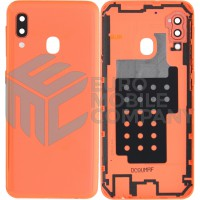 Samsung Galaxy A20e (SM-A202F) Battery Cover - Coral