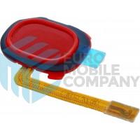 Samsung Galaxy A20e (SM-A202F) Fingerprint Sensor - Red