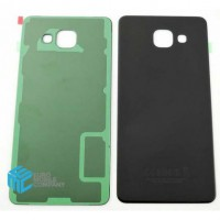 Samsung Galaxy A3 2016 (SM-A310F) Replacement Battery Cover - Black