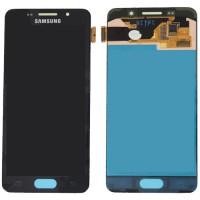 Samsung Galaxy A3 2016 (SM-A310F) GH97-18249B Display - Black