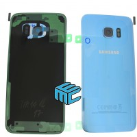 Samsung Galaxy A3 2017 (SM-A320F) Replacement Battery Cover - Coral Blue