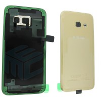 Samsung Galaxy A3 2017 (SM-A320F) Replacement Battery Cover - Gold