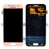 Samsung Galaxy A3 2017 (SM-A320F) Display - Pink