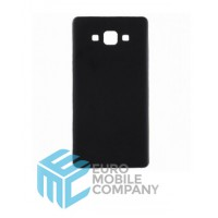 Samsung Galaxy A5 (SM-A500F) Battery Cover - Black