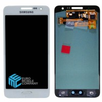 Samsung Galaxy A3 (SM-A300F) LCD Display - White