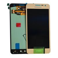 Samsung Galaxy A3 (SM-A300F) LCD Display - Gold