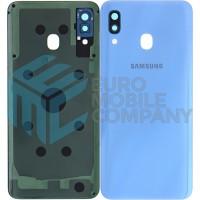 Samsung Galaxy A30 (SM-A305F) Battery Cover - Blue