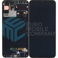 Samsung Galaxy A30s (SM-A307FN/SM-A307GN) Display - Black