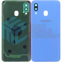Samsung Galaxy A40 (SM-A405F) Battery Cover - Blue
