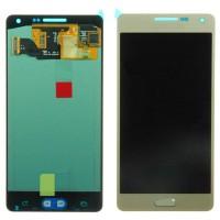 Samsung Galaxy A5 (SM-A500F) LCD Display - Gold