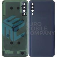 Samsung Galaxy A50 (SM-A505F) Back Cover  - Black
