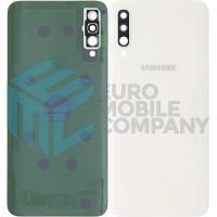 Samsung Galaxy A50 (SM-A505F) Back Cover  - White