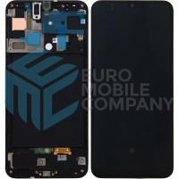 Samsung Galaxy A50 SM-A505F (GH82-19204A) LCD Display - Black
