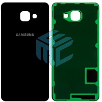 Samsung Galaxy A7 2016 (SM-A710F) Replacement Battery Cover - Black