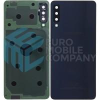 Samsung Galaxy A7 2018 (SM-A750F) Battery Cover - Black