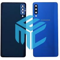 Samsung Galaxy A7 2018 (SM-A750F) Battery Cover - Blue