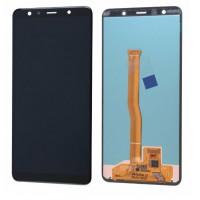 Samsung Galaxy A7 2018 (SM-A750F) LCD Display + Touchscreen - Black